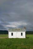 Casa bianca, Immagine Stock