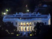 Casa blanca Foto de archivo libre de regalías