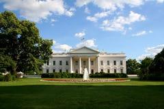 Casa blanca Fotos de archivo