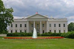 Casa blanca Foto de archivo