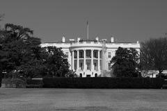 Casa Blanca en B&W Imagenes de archivo