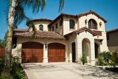 Casa bonita Imagem de Stock Royalty Free