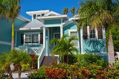 Casa bonita de Florida Imagens de Stock Royalty Free