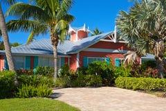 Casa bonita de Florida Fotografia de Stock