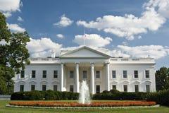 A casa branca Foto de Stock Royalty Free