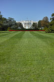 A casa branca Foto de Stock