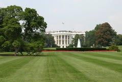 A casa branca, traseira Imagem de Stock Royalty Free
