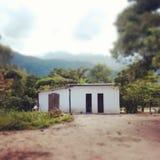 Casa brasileña colonial tradicional Imagenes de archivo