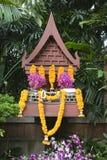 Casa budista do spiirt, Tailândia. Imagens de Stock