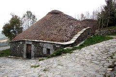 Casa céltica Imagen de archivo