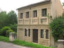 Casa caratteristica antica immagini stock