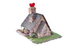 Casa, casa dolce Immagini Stock Libere da Diritti