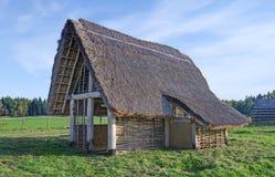 Casa celta Fotos de Stock
