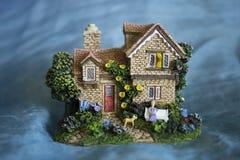 Casa cerâmica Imagem de Stock Royalty Free