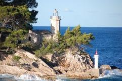 Casa chiara Dubrovnik Croatia2 Fotografia Stock