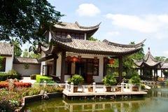 Casa chinesa Imagens de Stock