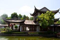 Casa chinesa Fotos de Stock Royalty Free