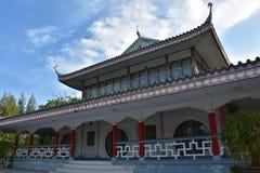 Casa chinesa Fotografia de Stock Royalty Free
