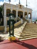 Casa Christiansted del gobernador Fotos de archivo