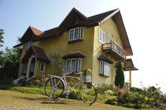 Casa clássica Imagem de Stock Royalty Free