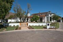 Casa clássica moderna nova da mansão Imagens de Stock