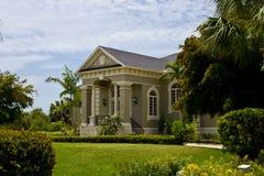 Casa clássica neo moderna imagem de stock royalty free