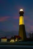 Casa clara em Tybee Island Foto de Stock Royalty Free