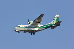 2221 CASA CN-235 VAN KASET Royalty-vrije Stock Fotografie