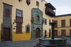 Casa colon stock image