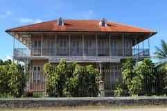 Casa colonial Fotografía de archivo libre de regalías