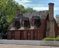 Casa colonial Foto de archivo libre de regalías