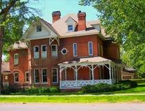 Casa colonial Foto de Stock