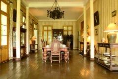 Casa colonial de África, Eureka en moka Fotografía de archivo libre de regalías