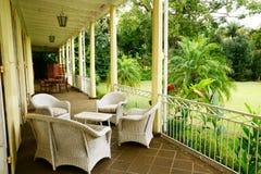 Casa colonial de África, Eureka no moka foto de stock royalty free