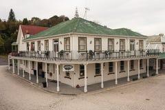 Casa colonial em Tauranga Imagem de Stock Royalty Free