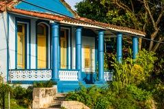 Casa colonial velha Foto de Stock