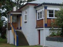 Casa colorida Fotos de Stock Royalty Free