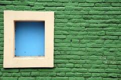 Casa colorida do caminito imagem de stock