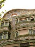 Casa comalat. This is casa comalat in barcelona spain by salavador valer avingida diagonal Stock Images
