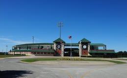 Casa complexa de Jackson Generals, Jackson dos esportes do parque de Pringles, Tennessee Fotos de Stock Royalty Free