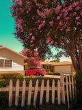 Casa con condizionamento d'aria Fotografie Stock Libere da Diritti