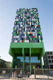 Casa Confetti building at Uithof Utrecht Royalty Free Stock Photography