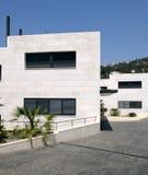 Casa contemporánea Fotos de archivo