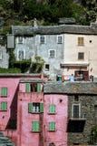 Casa cor-de-rosa II Imagens de Stock