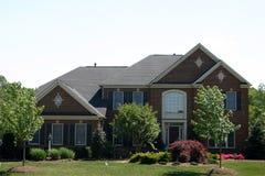 Casa costosa Immagini Stock