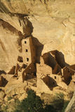 Casa cuadrada de la torre, Mesa Verde Foto de archivo libre de regalías