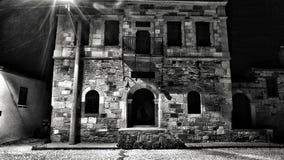 Casa cultural velha Imagem de Stock Royalty Free
