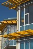 Casa da arquitetura Fotos de Stock Royalty Free