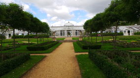 Casa da camélia do parque de Chiswick Imagem de Stock Royalty Free