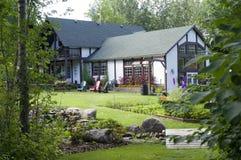 Casa da casa de campo Fotos de Stock